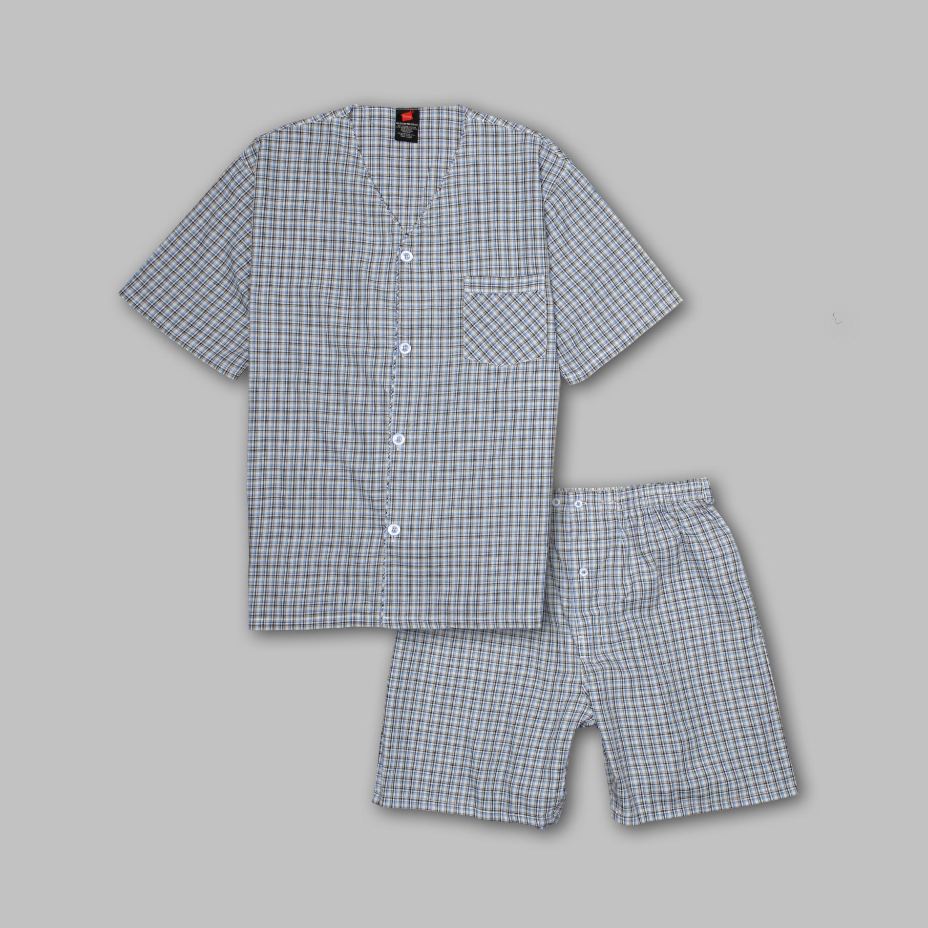 Hanes Men's Pajamas - Checkered at Kmart.com
