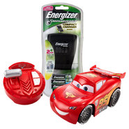 Disney Cars Gear Shifters RC Vehicle MCQUEEN & AA Batteries Bundle at Kmart.com