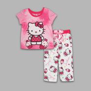 Hello Kitty Girl's Pajama Shirt & Pants at Sears.com