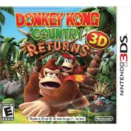 Nintendo Donkey Kong Country Returns 3D at Kmart.com