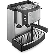 DeLONGHI 15 Bar Stainless Steel Pump Espresso Maker at Sears.com