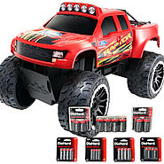 Hot Wheels Remote Control Truck & Batteries Pack Bundle at Kmart.com
