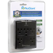 NuGiant NSS15 5-Outlet Wall Mount Power Surge Protector at Kmart.com