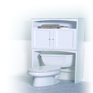 Zenith Products Country Cottage Spacesaver, White at Kmart.com