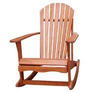 International Concepts Adirondack Rocker in an Oiled Finished at Kmart.com