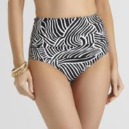 Sofia by Sofia Vergara Women's High Waist Swim Bottoms at Kmart.com