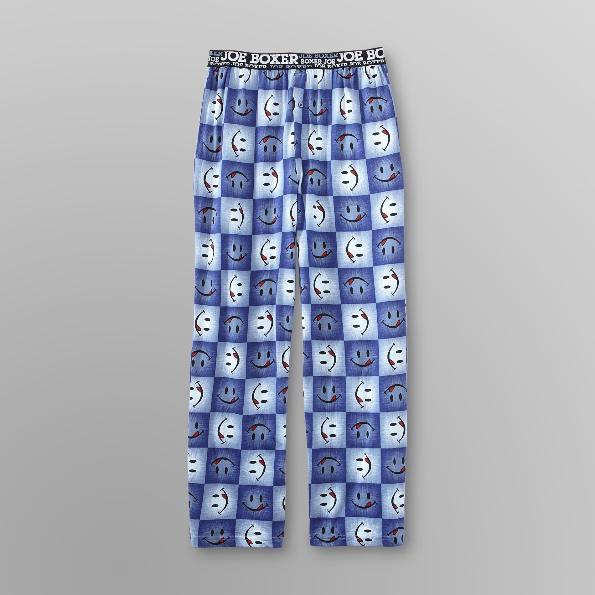 Joe Boxer Men's Pajama Pants - Checkered Licky at Kmart.com
