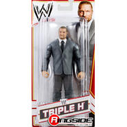 WWE COO Triple H (HHH) - WWE Elite Exclusive Toy Wrestling Action Figure at Kmart.com