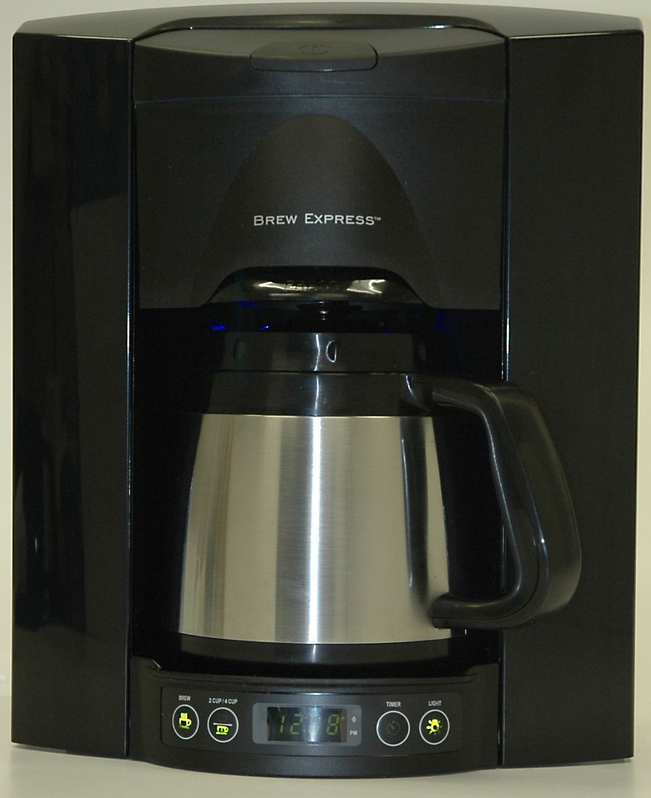 Black 4 cup Built-In Coffee System