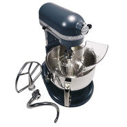 KitchenAid Professional 600 Series 6 Quart Stand Mixer, Blue Steel at Sears.com