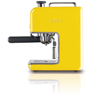 DeLONGHI kMix 15 Bars Pump Espresso Maker - Yellow at Kmart.com