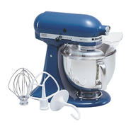 KitchenAid Artisan® Series Blue Willow 5 Qt. Stand Mixer at Sears.com