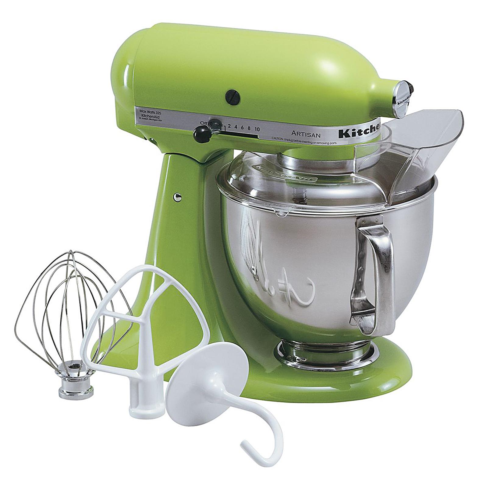 KitchenAid KSM150PSGA Artisan® Series Green Apple 5 Quart Stand Mixer