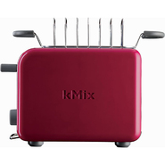 DeLONGHI kMix 2-Slice Toaster - Red at Kmart.com