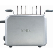 DeLONGHI kMix 2-Slice Toaster - Stainless at Kmart.com