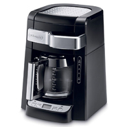 DeLONGHI 12-Cup Drip Coffee Maker with Complete Frontal Access at Sears.com