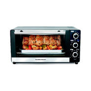 Hamilton Beach 6 Slice Toaster Oven Broiler with Non-Stick Interior at Sears.com