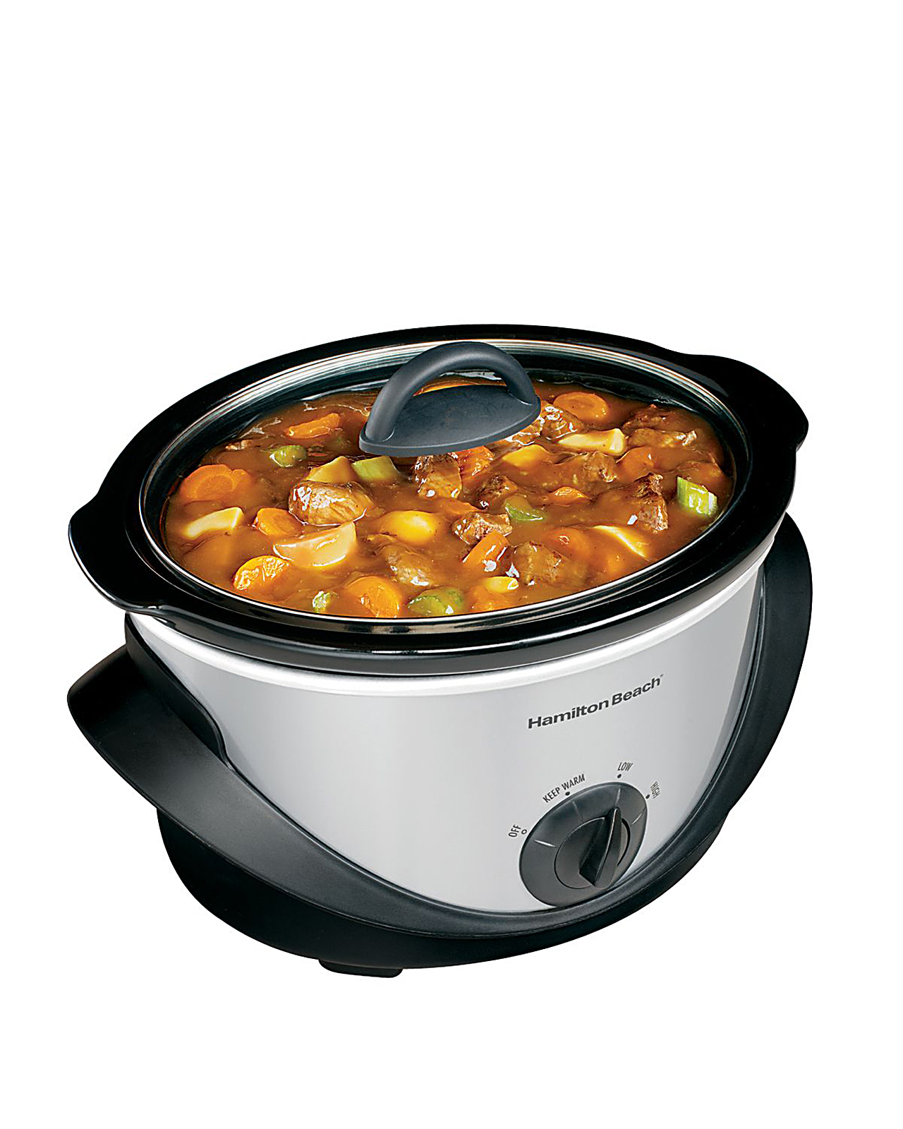 4 Quart Oval Slow Cooker                                                                                                         at mygofer.com