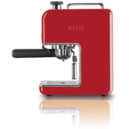 DeLONGHI kMix 15 Bars Pump Espresso Maker - Red at Kmart.com