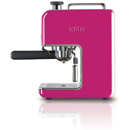 DeLONGHI kMix 15 Bars Pump Espresso Maker - Magenta at Kmart.com