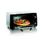 Hamilton Beach 4 Slice Toaster Oven Broiler at Sears.com