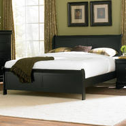 Oxford Creek Queen Bed in Black at Sears.com