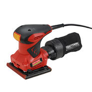 "Craftsman Professional 27670 2.4 amp Corded 1/4"" Pad Sander at Sears.com"