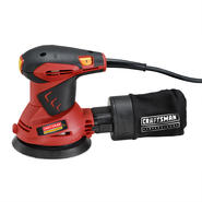 "Craftsman Professional 27675 3.0 amp Corded 5"" Random Orbit Sander at Craftsman.com"