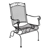 D.C.AMERICA Wrought Iron Hi-Back Rocker at Sears.com