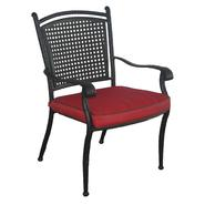 DC America Aluminum Rattan Low Back Chair at Kmart.com