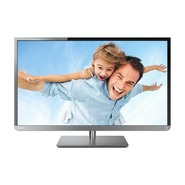 "Toshiba 32"" LED 1080P Full HD 120Hz Gun Metal Deco and Stand - 32"" LED 1080P Full HD TV, ClearScan 120Hz, Dynalight at Sears.com"