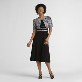 Women's Dress & Jacket - Animal Print at Sears.com