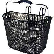 Easy Mount Mesh Bicycle Basket at Kmart.com