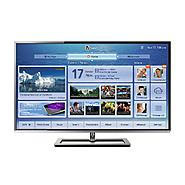 Toshiba 50L7300 50-Inch 1080p 240Hz Smart LED HDTV with Built-in WiFi at Kmart.com