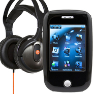 Mach Speed Media Player & Headphone Bundle at Kmart.com