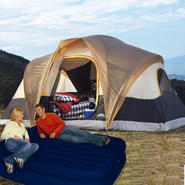 Northwest Territory 6-Person Tent with Air Bed Bundle...