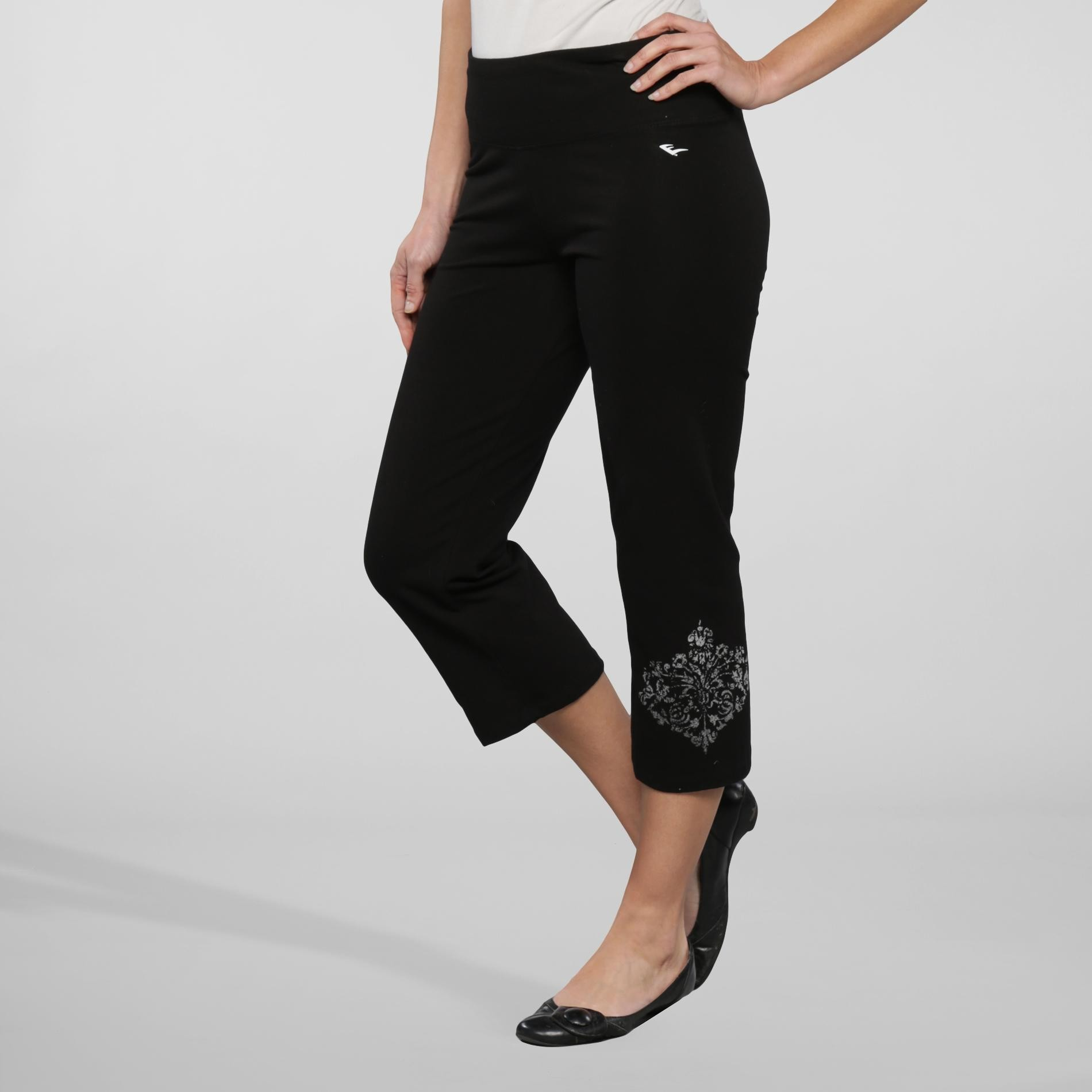 Everlast® Women's Slim-Fit Workout Pants - Heart at Sears.com