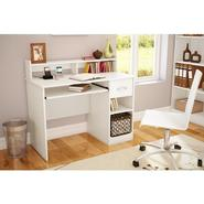 South Shore Axess Collection Small Desk Pure White at Kmart.com