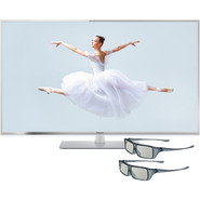 "Panasonic 50"" Class Viera 1080p 120Hz 3D LED Smart HDTV - TC-L50ET60 at Sears.com"