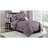 Cannon Plum Silhouette 6 Pc Comforter Set at Sears.com