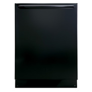 "Frigidaire Gallery 24"" Built-In Dishwasher  - Black at Sears.com"