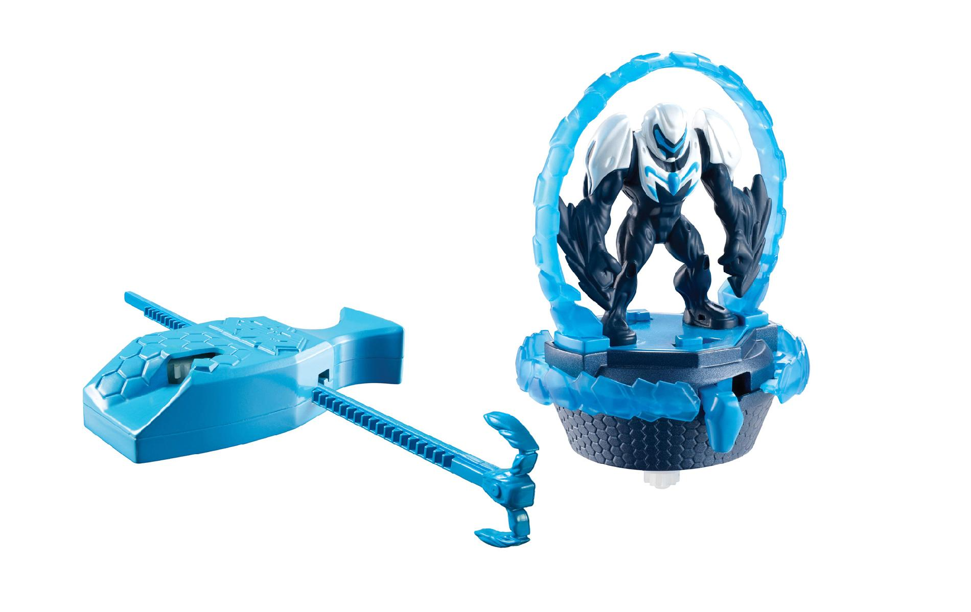 Max Steel Deluxe Turbo Battlers Turbo Strength Max Figure PartNumber: 004W005927930001P