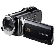 Samsung F90BN HD Digital Camcorder - Black at Kmart.com