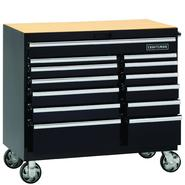 "Craftsman 46"" Wide 13-Drawer Industrial Grade Tool Cart at Craftsman.com"