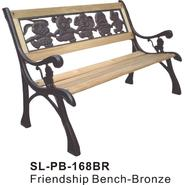 D.C.AMERICA Kiddy frienship Bench, Bronze at Sears.com