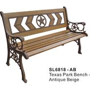 D.C.AMERICA Texas Bench at Sears.com
