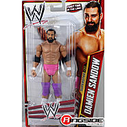 WWE Damien Sandow - WWE Series 28 Toy Wrestling Action Figure at Kmart.com