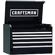 "Craftsman 36"" Wide 5-Drawer Industrial Grade Top Chest at Sears.com"