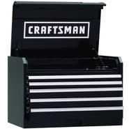 "Craftsman 36"" Wide 5-Drawer Industrial Grade Top Chest at Craftsman.com"