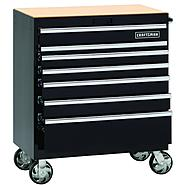 "Craftsman 36"" Wide Industrial Grade Tool Cart at Craftsman.com"